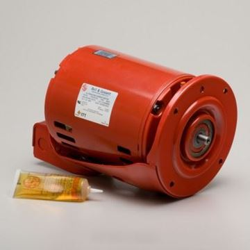 Picture of B&G 111046 1/2HP MOTOR F/60 SERIES & PD35 3PH 683328 11046