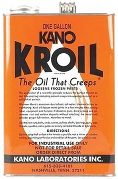 Picture of KROIL OIL (1 GAL)