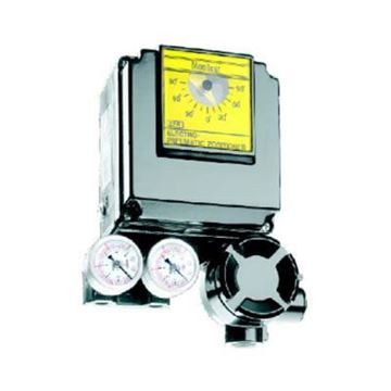 Picture of MONITEUR 41N-E1T-SF SERIES ELECTRO PNEUMATIC POSITIONER 4-20mA INPUT, 4-20mA FEEDBACK, W/GAUGES