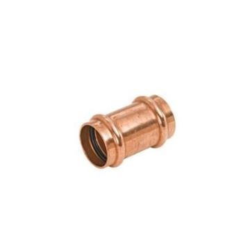 Picture of 1/2 COPPER C X C COUPLING W/ STOP PRO PRESS 78047