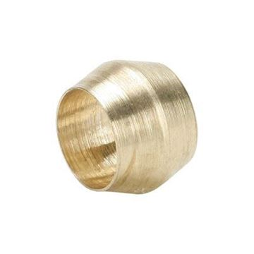 Picture of SLEEVE-COMPR 1/8 BRASS  M28131 VPC# 60C-2