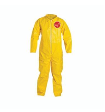 DuPont QC120SYL4X001200 Standard Coverall
