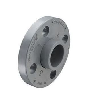 Picture of 1 S80 CPVC THD VAN STONE FLANGE 855010C