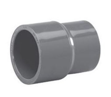 Picture of 1 1/2 X 1 1/4 S80 CPVC REDUCER CPL 829212C