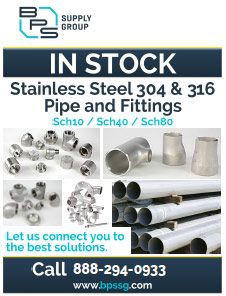 Stainless Pipe & Fittings Brochure