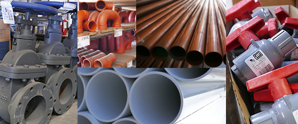 Pipe, Pipe Fittings & Supplies at BPS Supply Group Anaheim, CA